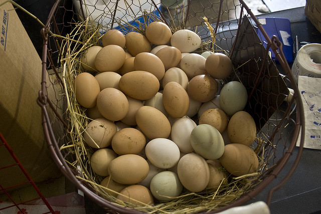 Don't put all your eggs into the online fundraising basket - yet