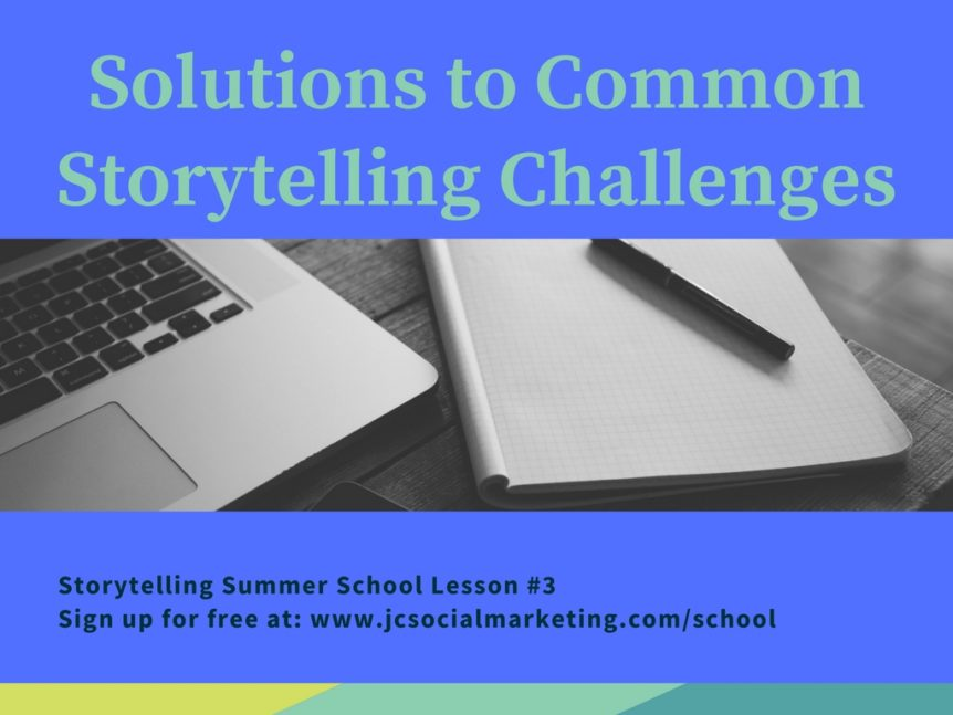 Solutions to 6 Common Nonprofit Digital Storytelling Challenges